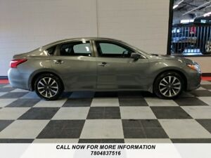 2017 Nissan Altima 2.5 SV, Sunroof, Back Up Camera, Power Seat