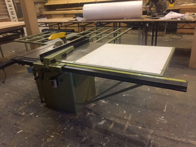 Startrite TA 1250 Table saw for sale