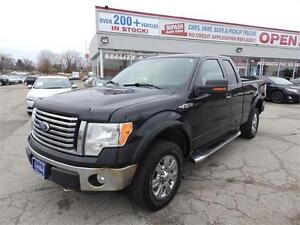 2010 Ford F-150 4X4 CREW CAB,1 OWNER NO ACCIDENTS ONTARIO TRUCK