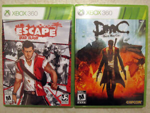 Escape Dead Island / DmC (for Xbox 360)