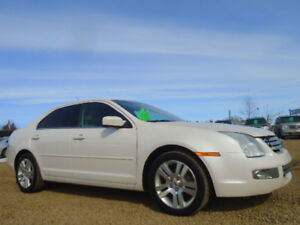 2009 Ford Fusion SEL SPORT-HEATED LEATHER-SEAT-AMAZING SHAPE
