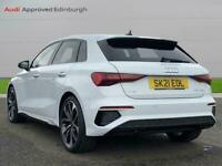2021 Audi A3 35 Tfsi Vorsprung 5Dr S Tronic Auto Hatchback Petrol Automatic