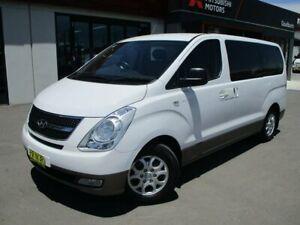 2014 Hyundai iMAX TQ-W MY15 White 4 Speed Automatic Wagon Goulburn Goulburn City Preview
