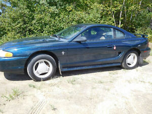1997 Ford Mustang 6 Cylindres Coupé (2 portes) Wow Saguenay Saguenay-Lac-Saint-Jean image 2
