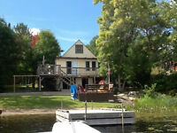 Waterfront Cottage on Bear Lake Noelville, Ont