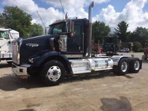 2012 Kenworth T800 -
