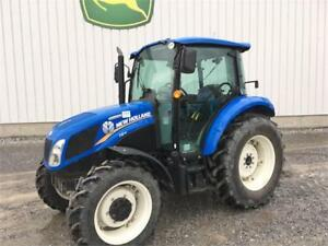 NEW HOLLAND T4.75  4x4 Cabine
