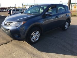 2014 Toyota RAV4 LE AWD - New winter tires. $155 Bi-Weekly!