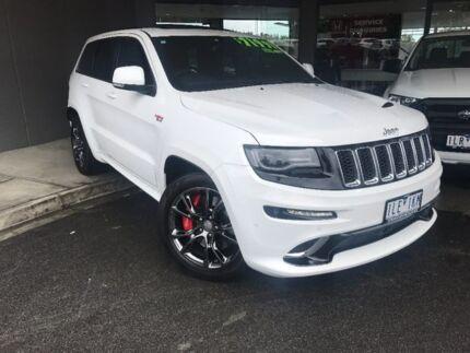 2015 Jeep Grand Cherokee White Sports Automatic Wagon
