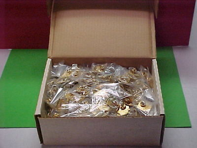 Case of 500 - 1987 Kentucky Derby Pins.New still in plastic Great investment