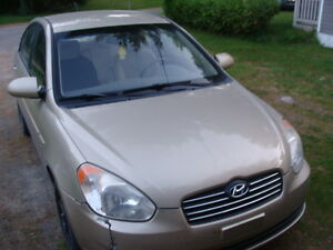 2008 Hyundai Accent Berline