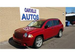 2007 Jeep Compass Sport AUTO SAFETY WARRANTY INCL