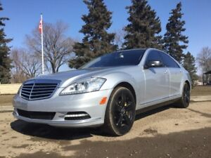2010 Mercedes-Benz S450, EXECUTIVE, 4MATIC, AUTO, FULLY LOADED!