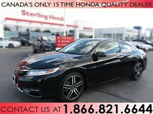 2016 Honda Accord TOURING | 1 OWNER | NAVIGATION | LOW KM'S