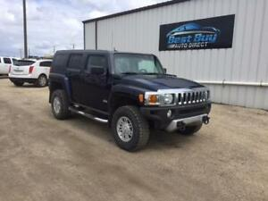 2008 HUMMER H3 SUV -3 MTH WARRANTY INCLUDED! CALL NOW!