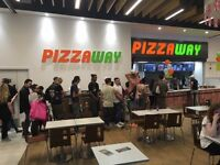 Join the pizza revolution at Pizzaway Leeds.