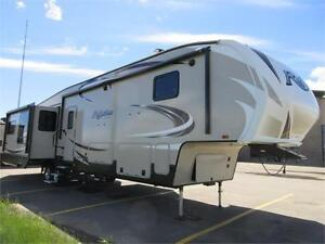 NEW! 2018 Mid bunk Reflection 367BHS 5th Wheel (Pending Sale)