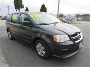 2012 DODGE GRAND CARAVAN STOW N GO (CHEAP PAYMENTS!) $99