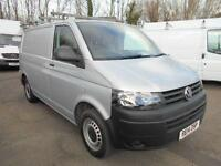 Volkswagen Transporter 2.0 Tdi 84Ps Startline Van DIESEL MANUAL SILVER (2014)