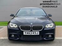 2014 BMW 5 Series 520D M Sport 4Dr Step Auto Saloon Diesel Automatic