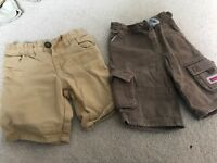 Boys shorts 18 -24 months