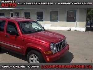 2006 Jeep Liberty Limited 4X4