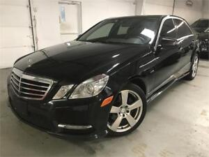2012 Mercedes-Benz E 300 4MATIC|NAV|CAM|SUNROOF|NO ACCIDENT