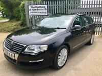 VOLKSWAGEN PASSAT 2.0 Highline TDI CR DPF (black) 2008