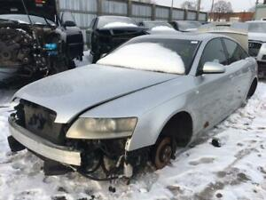 2006 Audi A6 just in for parts at Pic N Save!