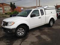 2011 Nissan Frontier **MATCHING UTILITY CAP**