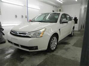 2009 Ford Focus SEL, Cruise, Mags, Bluetooth, Bancs Chauffants