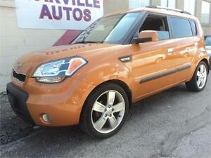 2010 Kia Soul 4u MANUAL 5 SPEED SUNROOF B/T SAFETY WARRANTY INCL