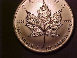 9999 Silver One Ounce Silver Maple Leaf 2012!! London Ontario image 3