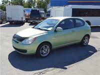 2007 Hyundai Accent GS------Tres economique