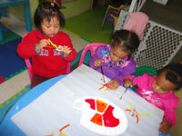 SUBSIDISE  $7.30/day Home Daycare 3 Spots are Available..