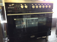 Graded Brittania dual fuel range cooker