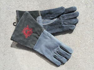 Welding Gloves - Protection for the serious welder-