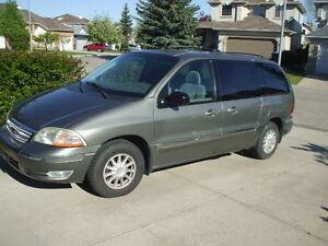 2000 Ford Windstar SEL Minivan, Van