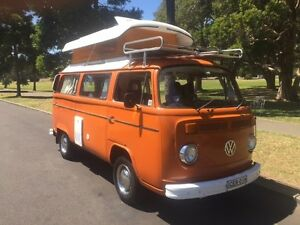 1976 Volkswagen Kombi Van/Minivan Adamstown Newcastle Area Preview