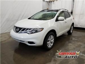 Nissan Murano SV AWD Toit Panoramique MAGS 2013