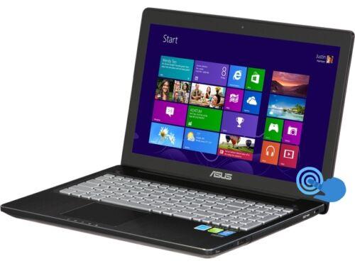 """ASUS Q550LF-BSI7T21 15.6"""" Laptop Intel Core i7 4500U (1.80GHz) 1TB HDD 8GB Memor"""