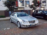 Mercedes E280 CDI Sport **Sat Nav DVD player Leather Seats **Low Miles **