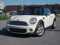 2011 MINI Cooper CONVERTIBLE ***45000km***