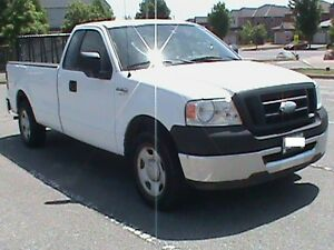 2007 Ford F-150 XL TRITON *** POWERFUL WORK HORSE *** RAMP ***