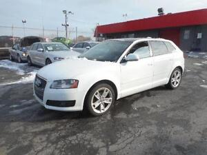 AUDI A3  2.0T 2009 ( TOIT PANORAMIQUE, BLUETOOTH )