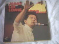 Vinyl LP Original Super Rocker – Jerry Lee Lewis Festival 184
