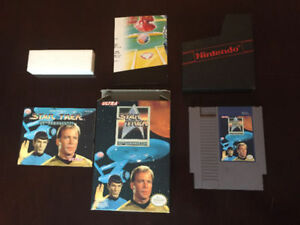 FOUR NES NINTENDO GAMES, SOME CIB