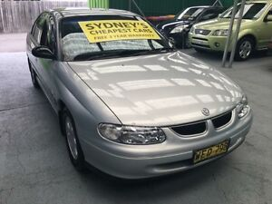 1999 Holden Commodore VT Executive Silver 4 Speed Automatic Sedan Five Dock Canada Bay Area Preview