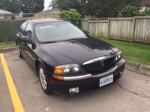 Lincoln LS V8 (3.9L) Leather, Fully Loaded