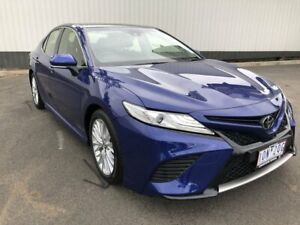 2018 Toyota Camry GSV70R SL Blue 8 Speed Sports Automatic Sedan Oakleigh Monash Area Preview